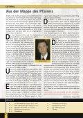 GEIST und GLAUBEN, Dezember 2005 - Montanuniversität Leoben - Page 2