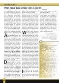 GEIST und GLAUBEN, Dezember 2005 - Montanuniversität Leoben - Page 4