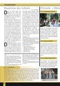 GEIST und GLAUBEN, Dezember 2005 - Montanuniversität Leoben - Page 6