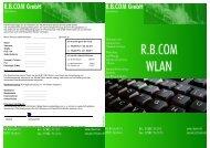 W-LAN - R.B.COM GmbH
