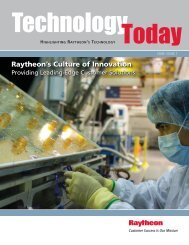 2009 Issue 1 - Raytheon