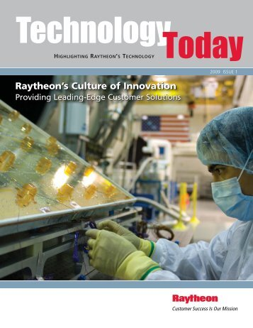 2009 Issue 1 - Raytheon