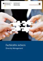 Diversity Management - Kompetenzzentrum Fachkräftesicherung