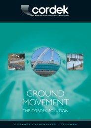 Ground Movement.qxd - RIBA Product Selector