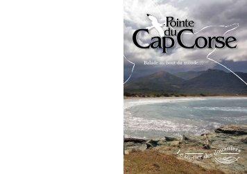 Balade au bout du monde… - La pointe du Cap Corse