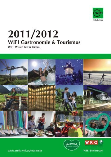 WIFI Gastronomie Torismus 1112