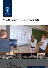 Les hele årsmeldingen som pdf - Drammen kommune