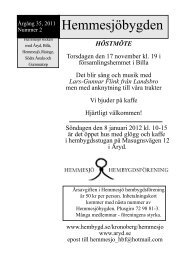 Hemmesjöbygden 2011:2