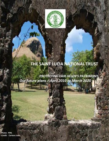 THE SAINT LUCIA NATIONAL TRUST - Environmental Funds Tool Kit