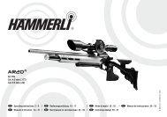 Cal. 5.5 mm - Field Target