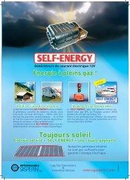 brochure Self Energy EGxx - Telecogroup
