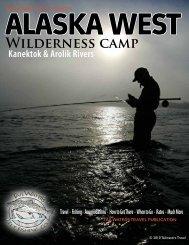 ALASKA WEST Kanektok & Arolik Rivers - Tailwaters Fly Fishing Co.