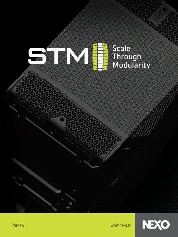 Nexo STM Brochure - Group Technologies