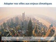 Adapter nos villes aux enjeux climatiques (pdf 3.9 Mo) - Institut Coriolis