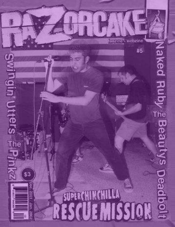 issue #05 pdf - Razorcake