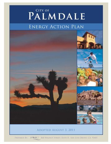 Palmdale Energy Action Plan