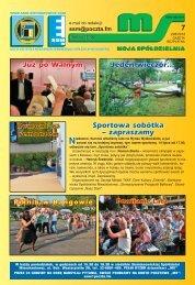 Już po Walnym Jeden wieczór… Sportowa sobótka - Siemianowicka ...