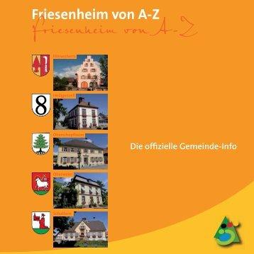 Polizei - Gemeinde Friesenheim