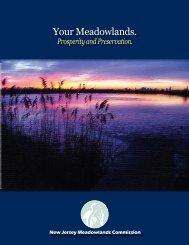 Your Meadowlands. - New Jersey Meadowlands Commission
