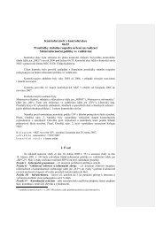 Kontrolní závěr z kontrolní akce NKÚ č. 06/35
