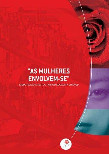 """AS MULHERES ENVOLVEM-SE"" - Socialists & Democrats"