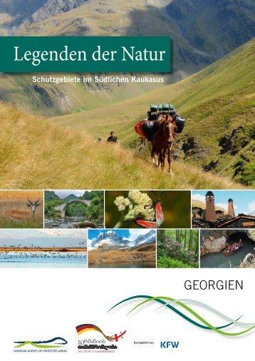 Legenden der Natur - Caucasus Nature Fund