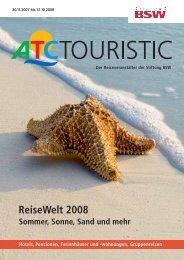 Reisewelt 2008