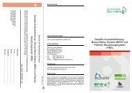 Variable Anreizentlohnung - Bonus Malus System (BMS) und ...