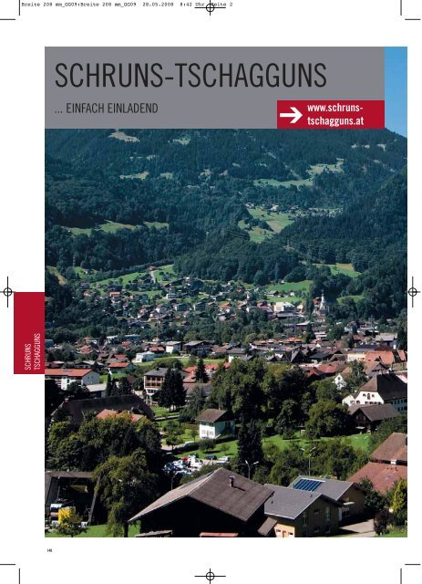 information - WIGE Montafon