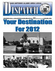 Or View Dispatch in regular PDF format - San Antonio Alamo Area ...