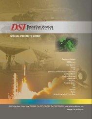 SPG 8pg Rev.6-4-10_DSI 8pg Brochure