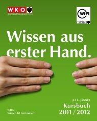 Kursbuch 2011 / 2012