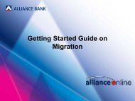 Getting Started Guide on Migration