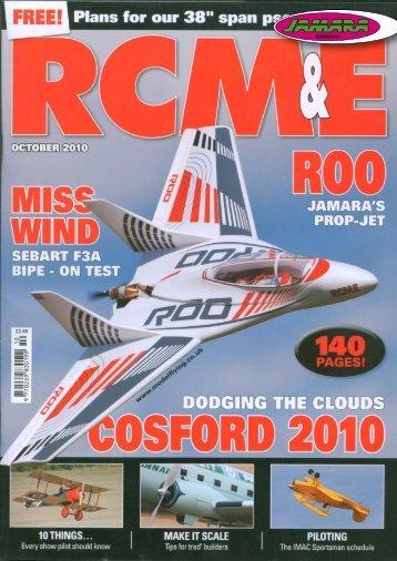 Roo Jamara's Prop-Jet