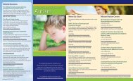 Help for Your Child with Autism - Missouri Department of Mental ...