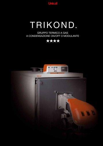 TRIKOND - Certificazione energetica edifici