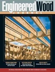 Fall 2010 - APA - The Engineered Wood Association