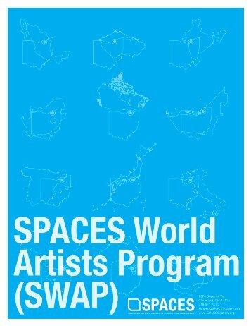 SWAP Brief - SPACES Gallery