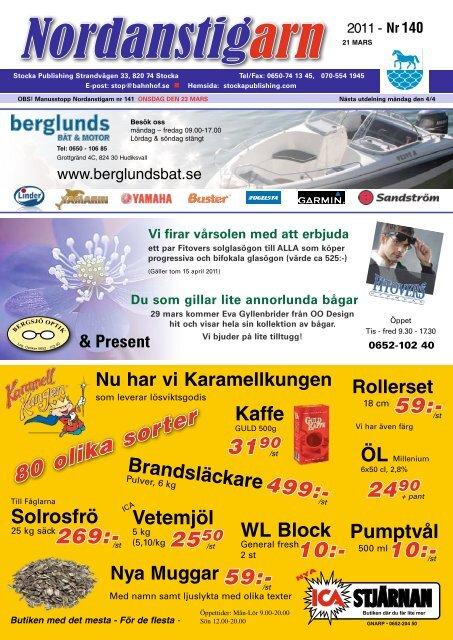 Nordanstigarn - Stocka Publishing