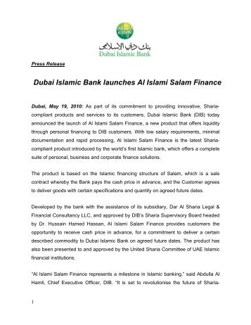 Dubai Islamic Bank - UAE - ArabianBusiness.com
