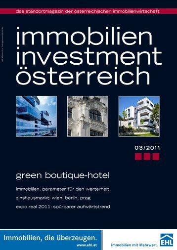 immobilien investment oesterreich 3-2011.pdf - DMV - della lucia ...