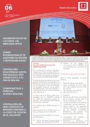 Boletín Informativo OLACEFS N°6