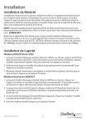 Adaptateur Réseau Ethernet ExpressCard Gigabit 1 ... - StarTech.com - Page 5
