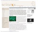 scinexx | Fingerabdruck der Multiplen Sklerose entschlüsselt: Neuer ...