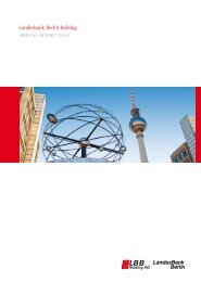 Landesbank Berlin Holding