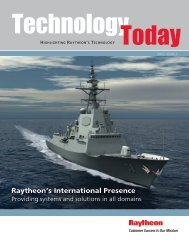 Download the PDF - Raytheon