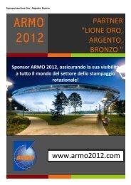 L'offerta Bronzo comprende - ARMO 2012