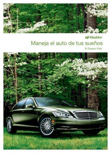 Maneja el auto de tus sueños