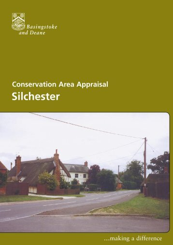 Conservation Area Appraisal for Silchester - Basingstoke and ...