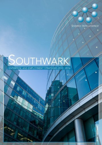 Southwark Employment & Enterprise Strategies draft plan , item 6 ...